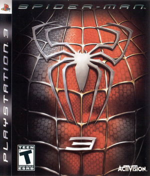 Cover for Spider-Man 3.