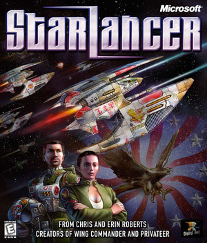 Cover for Starlancer.