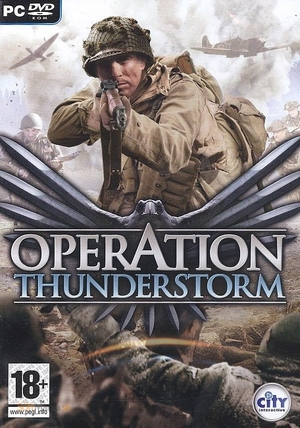 Cover for Operation Thunderstorm.