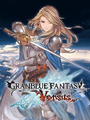 Cover for Granblue Fantasy Versus.