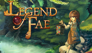 Cover for Legend of Fae.