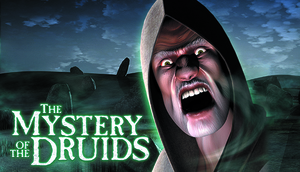 Cover for The Mystery of the Druids.