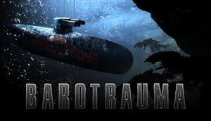 Cover for Barotrauma.