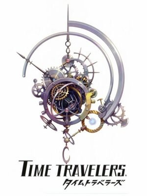 Cover for Time Travelers.