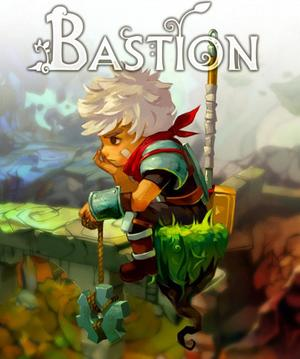 Cover for Bastion.