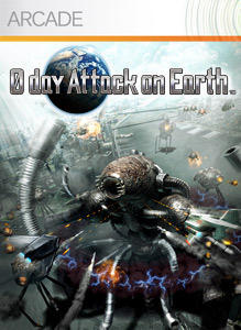Cover for 0 Day Attack on Earth.