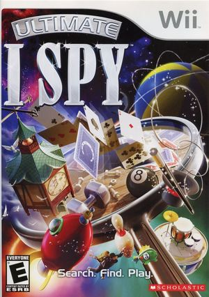 Cover for Ultimate I Spy.