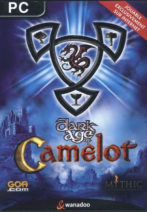 Cover for Dark Age of Camelot.