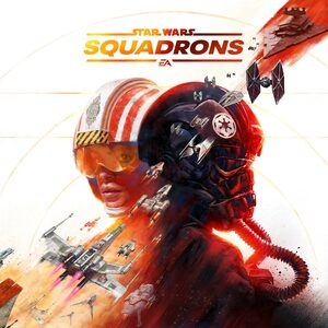 Cover for Star Wars: Squadrons.