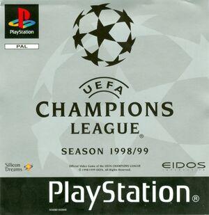 Cover for UEFA Champions League Season 1998/99.