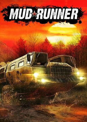 Cover for Spintires: MudRunner.