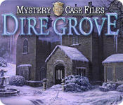 Cover for Mystery Case Files: Dire Grove.