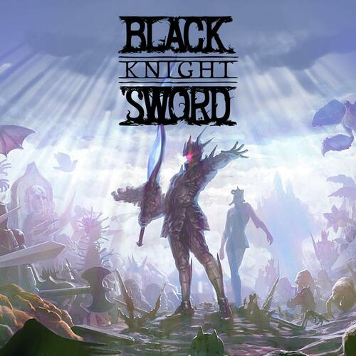 Cover for Black Knight Sword.