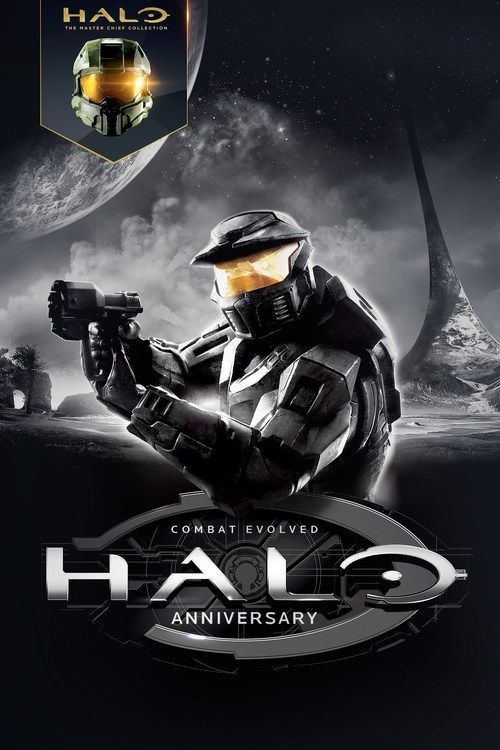 Cover for Halo: Combat Evolved Anniversary.