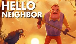 Cover for Hello Neighbor.