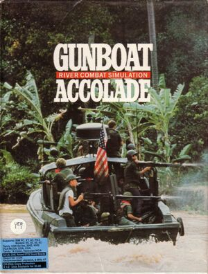 Cover for Gunboat.