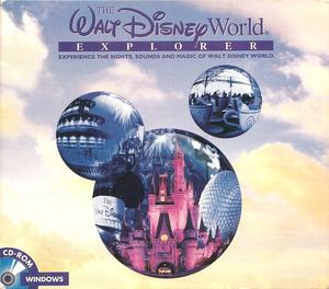 Cover for The Walt Disney World Explorer.
