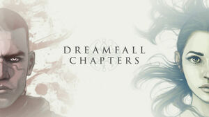Cover for Dreamfall Chapters.