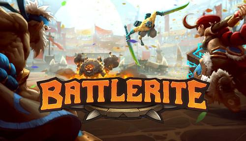 Cover for Battlerite.