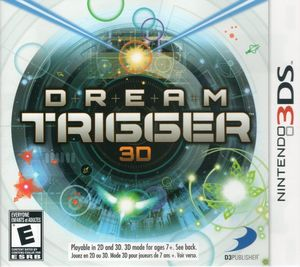 Cover for Dream Trigger 3D.
