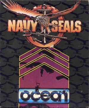 Cover for Navy SEALS.