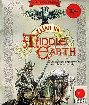 Cover for War in Middle Earth.