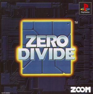 Cover for Zero Divide.