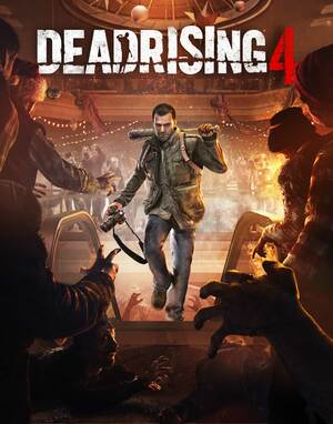 Cover for Dead Rising 4.