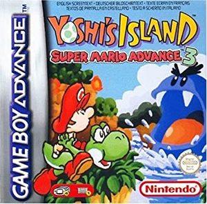 Cover for Yoshi's Island: Super Mario Advance 3.