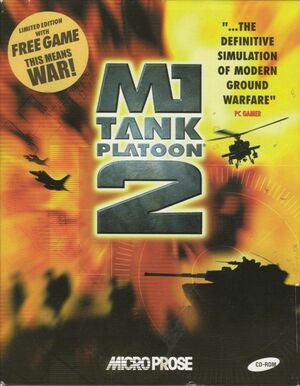 Cover for M1 Tank Platoon II.