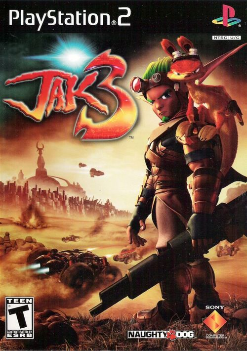 Cover for Jak 3.
