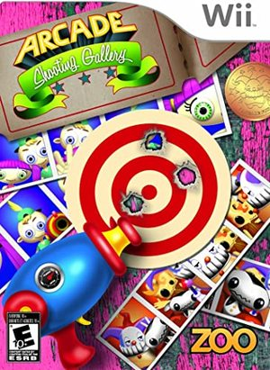 Cover for Arcade Shooting Gallery.