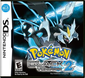 Cover for Pokémon Black 2.