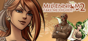 Cover for Millennium 2 - Take Me Higher.