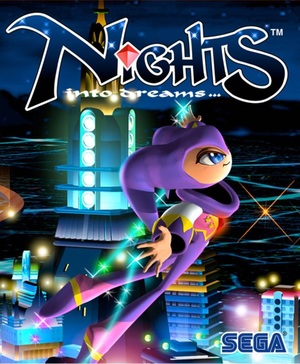 Cover for Nights into Dreams....