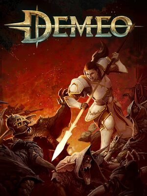 Cover for Demeo.
