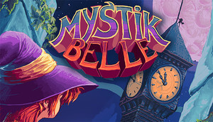 Cover for Mystik Belle.