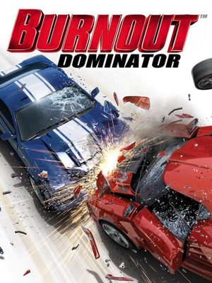 Cover for Burnout Dominator.