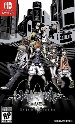Cover for The World Ends with You: Final Remix.