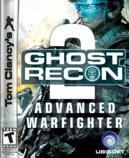 Cover for Tom Clancy's Ghost Recon Advanced Warfighter 2.
