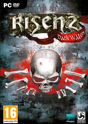Cover for Risen 2: Dark Waters.