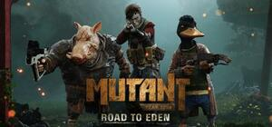 Cover for Mutant Year Zero: Road to Eden.
