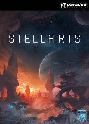 Cover for Stellaris.