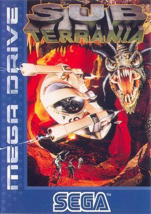 Cover for Sub-Terrania.