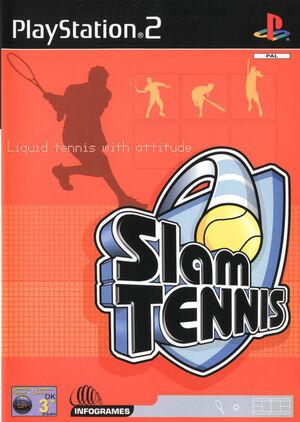 Cover for Slam Tennis.