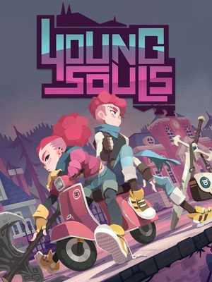 Cover for Young Souls.