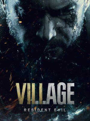 Cover for Resident Evil: Village.