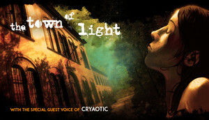 Cover for The Town of Light.