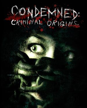 Cover for Condemned: Criminal Origins.