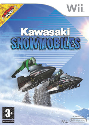 Cover for Kawasaki Snowmobiles.